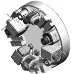 Static tool holders Haas