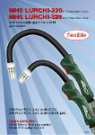 Torch MHS LURCHI-220 / LURCHI-320 (neck flexible)