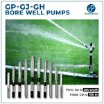 Bore well pumps Stainless Steel / Bombas de Pozo INOX