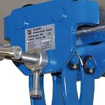 Roller clamp BR