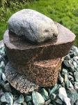 Granite Fountain Magic the swinging stone