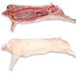 Pork Porkside Eec Cut, Jowl On