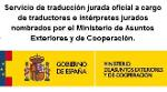 Sworn translation in Spain