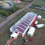 Прозрачная прозрачная палатка высотой 15 м для мероприятий н