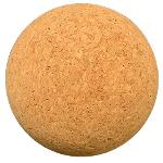 Yoga cork sphere