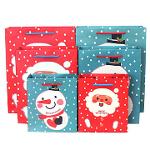 Custom printed wedding and christmas gift paper bag
