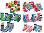 5173 - Full-Terry/Anti-Slip Baby Socks