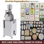 Leipomokonemyynnin (riisi kakku kone)