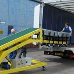 Transportador trailer loader