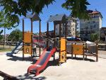 Outdoor Play Equipment For Kids