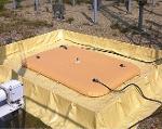 Réservoir de stockage d'huile souple