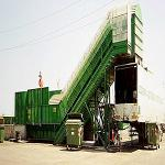Top Loading Waste Transfer Station