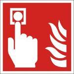 Brandschutzkennzeichnung, Brandmelder, Lumipro