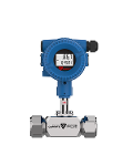 Screw-in thermal mass flowmeters