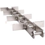 DIN 8165 (FV) / 8167 (M) chain