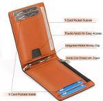Geldbörse mit Geldllammer und RFID