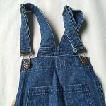 женская джинсовая юбка подвязки