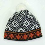 100% Wool Pompon Hat 'TILDA'
