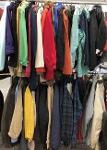 Секонд-хенд одежда