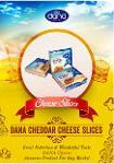 DANA Slice Cheese individually wrapped