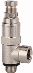 Compact pressure regulator, Quick connector for hose G...