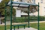 Hawthorn Bus shelter