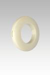 "Pg20-15ab #6 (13/16"") Off White. Fashionable, Affordable And Vigorous Plastic"