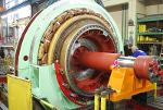 Dc-motor As Main Winder For A Mine