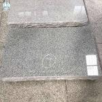 Wholesale Polished Flat Granite Grave Marker