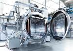 Metal resistance heated vacuum furnaces type MOV