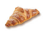 Croissant Royal with Vanilla-Cream