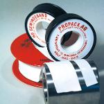 Special thread tape made from insintered expanded PTFE