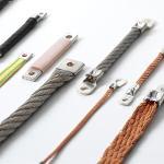 Flexible Kupferverbinder in verschiedenen Konstruktionen