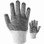 Grobstrickhandschuh - Noppen beidseitig