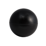 Manufacturing of rubber spheres, rubber balls