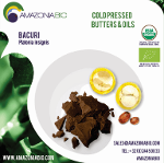 Organic Coldpressed Bacuri Seed Butter