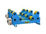 Welding rotator turning roll Self-aligning