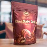 Chocolate dates with almond, Milk