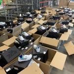 Hi-tec shoes stock