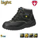 ABEBA ATEX 31853 S3 ESD Sicherheitsschuhe Stiefel metallfreie Zwischensohle