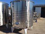 Tanque de aço inoxidável 304 - 100 HL