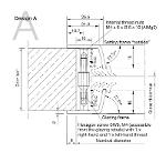 Aluminium Porthole Design A
