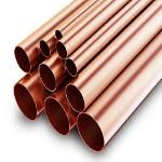 Cu 90/10 seamless pipes and Tubes