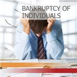 Bankruptcy of  individuals