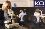 Knight Optical thermal imaging coatings are Diamond!