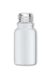White Glass Marlow Dropper Bottles