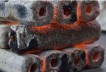 Сharcoal briquettes