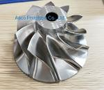 Stainless Steel Impeller Wheel Vane
