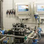 Hydrogenation test center