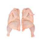 Halved Chicken For Grilling